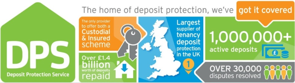 deposit protection service DPS
